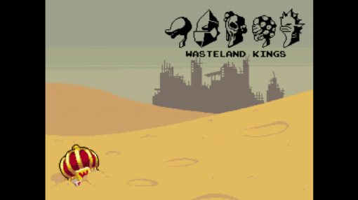 Wasteland Kings